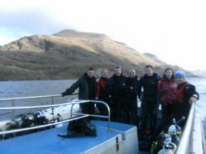 Advanced Openwater Students Ahoy!:Sun 1st Nov