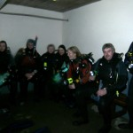 All Prepped for our Night Dive
