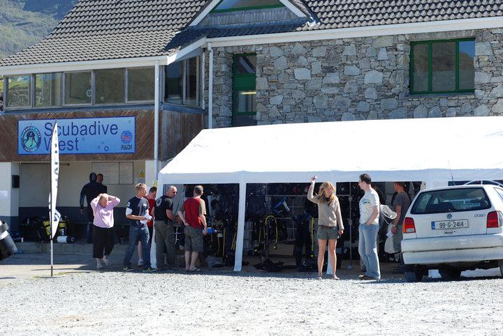 SCUBAPRO Days 2010 at Scubadive  West, a huge success. Photo by Pawel Wasilewicz