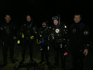 PADI Night Diver Specialty Course